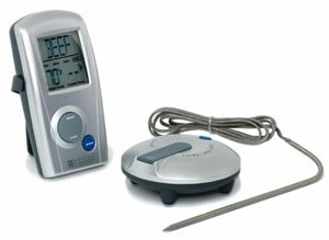 Oregon Scientific Wireless BBQ Thermometer AW129BLRS