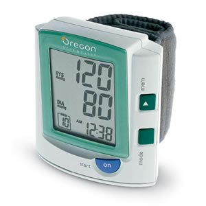 Jumbo Blood Pressure Meter monitor BPW128 Easy-touch measurement