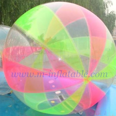 water walking ball, human spheres,walk on water ball, bubble ball