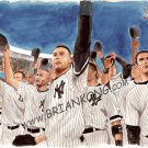 Yankee Stadium Farewell: Original Art