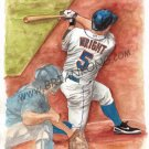 David Wright: Original Art