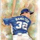 Josh Hamilton: Original Art