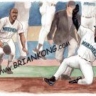 Ken Griffey Jr.: Original Art