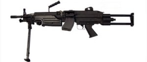 Classic army M249 paratrooper Airsoft