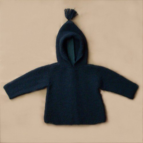 Lot of 10 sweaters with hood & zipper for kids