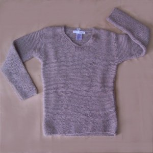 Lot of 10 V-neck sweater for kids