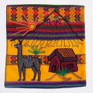 Lot of 10 Cover for Cushion with Andean Motives