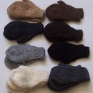 Lot of 10 gloves mittens for children 1-2 years old