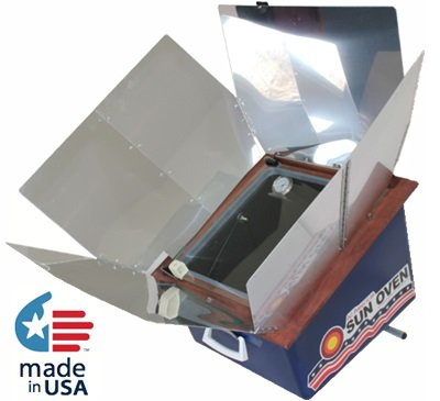 All American Sun Oven for Solar Cooking and Baking
