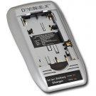 Dynex DX-DA100501 Lithium-Ion Camcorder Battery Charger - AC / Car Li-Ion
