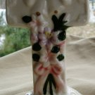 """Small Ceramic Cross about 6"""""""