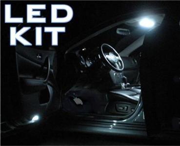 165 LED KIT! Toyota Camry 07-08-2009-2010 XLE/SE HID-W
