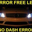 No-Error WHITE LED  Parking Bulbs Mercedes 03+ CLK 350