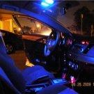 """BLUE Honda Civic LED """"interior"""" HID-KIT! 06-07-08-09-10"""