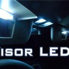 "LED ""Visor"" KIT! Jeep Grand Cherokee 99-00-01-02-04 HID"