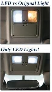 "Nissan Maxima 66-LED ""interior"" HID-KIT! 04-08 BODY"