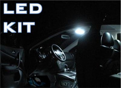 "38-LED ""Interior"" KIT! 2010 Mazda3 MazdaSpeed HID-White"