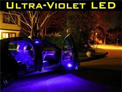 UV Black-Light  43-LED BULB KIT Honda Accord 08-09-2010