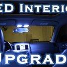 """COMPLETE """"81-LED"""" BULB KIT! Chrysler 300C/300 HID-WHITE"""