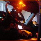 "Amber ""LED BULB KIT"" Dodge Charger 06-07-08-09-2010 RT"