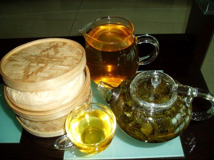 High-mountain rich-aroma Ti Kuan Yin Oolong loose tea(China Specialty loose tea) 8.8-oz