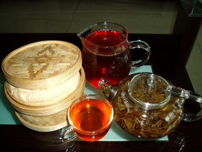 Camellia sinensis sencha Pu-erh loose tea(China Specialty loose tea) 8.8-oz