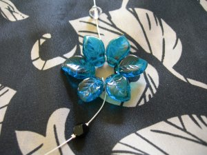 Illusion Flower Necklace
