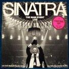 "FRANK SINATRA    "" The Main Event - Live ""   1974 LP"