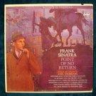 "FRANK SINATRA  "" Point Of No Return ""  1962 LP"
