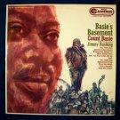 """COUNT BASIE  """" Basie's Basement """"   1959 Jazz LP"""