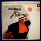 "JIMMY RUSHING   "" Jazz Odyssey ""   1957 LP"