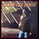 "JERRY LEE LEWIS     "" Touching Home ""  1971 LP"