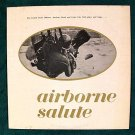 AIRBORNE SALUTE     U.S. Military Band    1950's Tribute LP