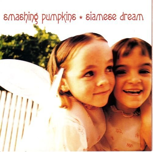 "SMASHING PUMPKINS   "" Siamese Dream ""    Alt Rock CD"