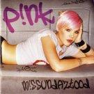 """PINK       """" Missundaztood """"      Alt Rock CD"""