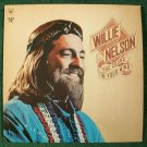 """WILLIE NESLON      """" The Sound In Your Mind """"     1976 Country LP"""