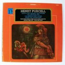 HENRY PURCELL    ~   Gordian Knot / Virtuous Wife     Classical LP