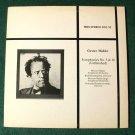 GUSTAV MAHLER ~ Symphonies No. 5 & 10  (Unfinished)     2 LP Set