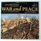 WAR AND PEACE   ***   1968 Soundtrack LP