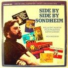 SIDE BY SIDE BY SONDHEIM   ***   1976 Soundtrack LP    Double Album