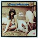 LINDA RONSTADT  ~  Silk Purse       1970 Rock / Pop LP