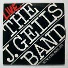 J. GEILS BAND  ~  Live / Blow Your Face Out    1976 Blues Rock LP   Double Album