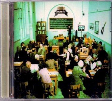 "OASIS   ~    "" The Masterplan ""      Rock CD"