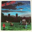"MR. MISTER      "" Welcome To The Real World ""       1985 Rock LP"