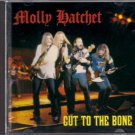 "MOLLY HATCHET  ~   "" Cut To The Bone ""     Southern Rock CD"
