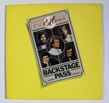 LITTLE RIVER BAND      Backstage Pass       1980 Double Rock LP    LIVE