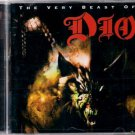 """DIO  ~   """" The Very Beast of DIO """"       Rock CD"""