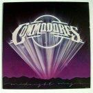 """COMMODORES     """" Midnight Magic """"      1979 R&B LP"""