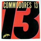 "COMMODORES     "" Commodores 13 ""      1983 R&B LP"