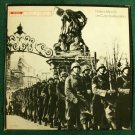 World War II Time Capsule LP  ~ Hitler's March On Czechoslovakia / U.S. At War